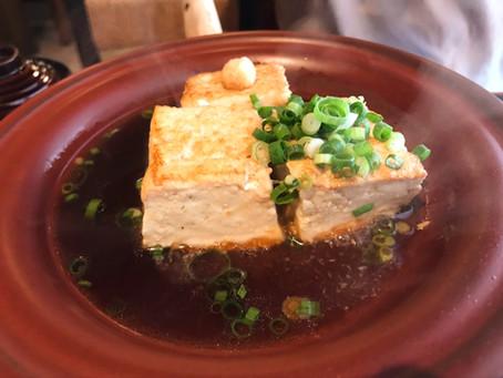 A Tofu lover's dream at Shika-Jaya, Hakone
