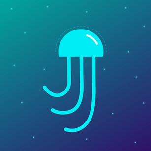 Jellyfish — Letter J