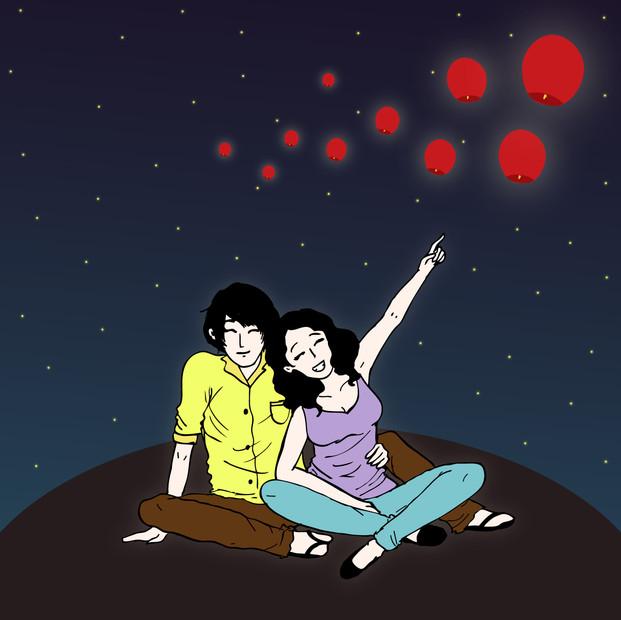 Romancing & Wishing ETC.