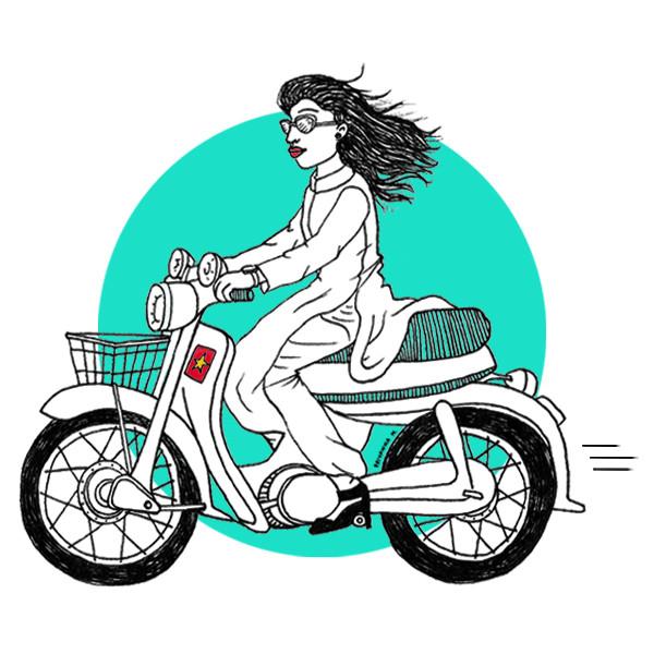 Women Who Draw – Saigonista Edition