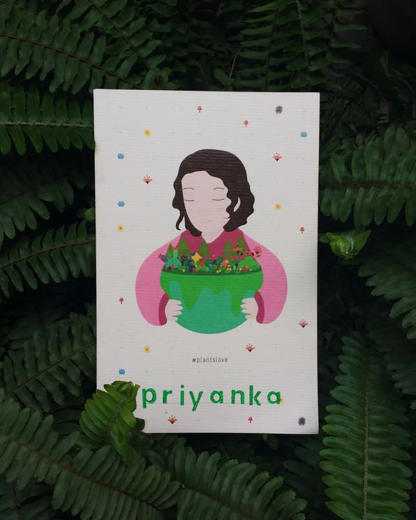 Pluie x Priyanka