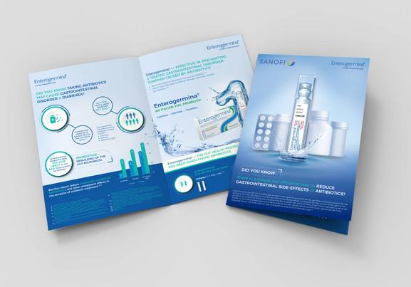 Enterogermina Brochure