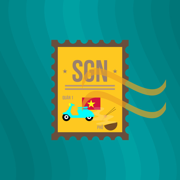 SGN Stamp