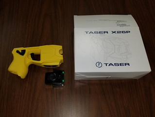 Fairview Park Police Department Purchasing 15 New Tasers and Equipment