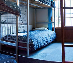 Hakuba Dorm bed.jpg