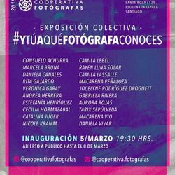 Exposición Cooperativa Fotógrafas