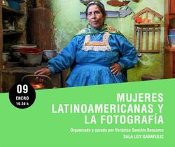 Mujeres latinoamericanas y la fotografía