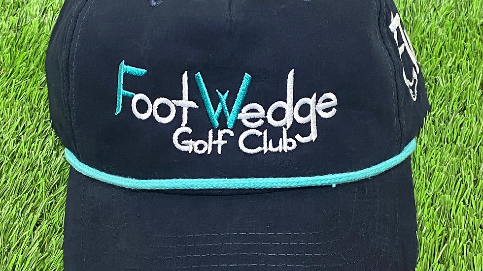 Rope Front FootWedge Golf Club Design