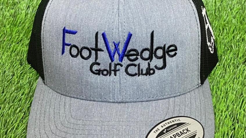 Trucker FootWedge Golf Club Design