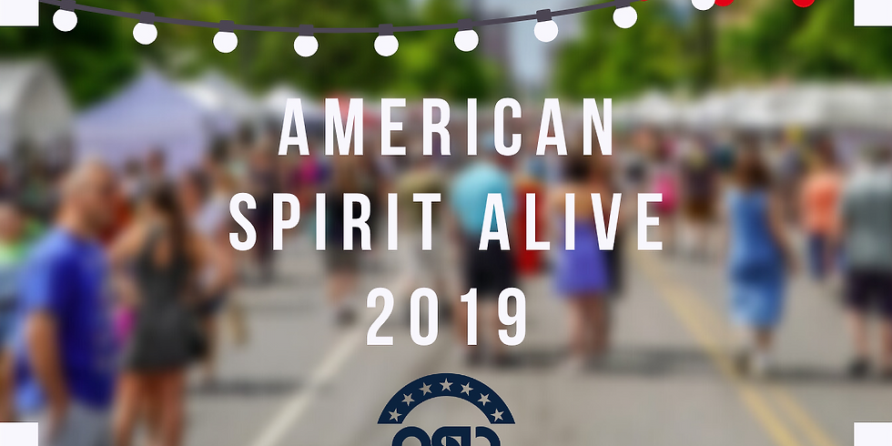 American Spirit ALIVE Festival 2020