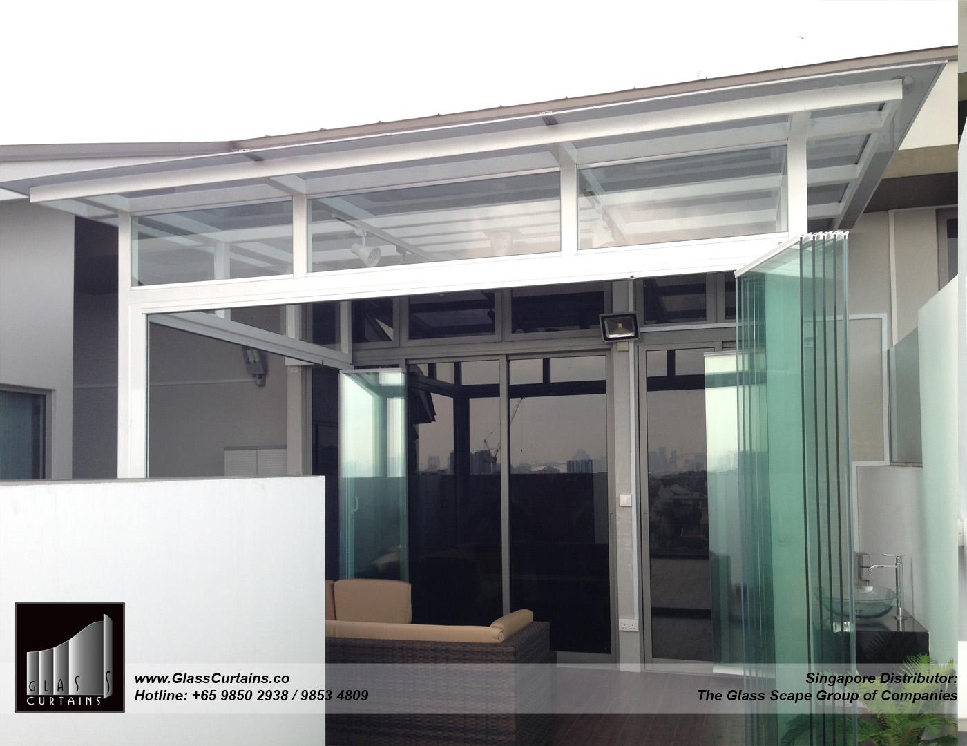 Patio frameless glass doors 2 opened.jpg