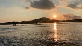 Evening Jet Ski Ride on Lower Saranac Lake