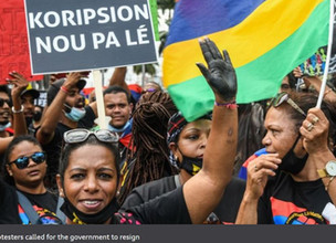 Justice for Mauritius: an Oil Spill Not to Forget