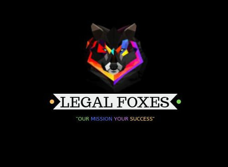 CFP: Legal Foxes Law Times [ISSN No: 2582-6034 (INDEXED), Vol II, Issue I]: Submit by October 20