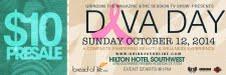 DIVA DAY OCTOBER 12, 2014