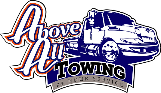Flatbed tow truck / Above All Towing