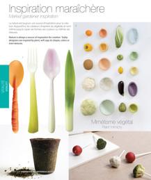 Inspiration & Materials