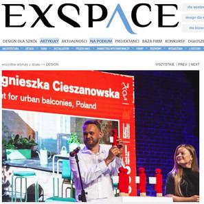 EXSPACE magazin
