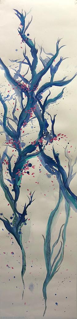 Sprites Among Trees