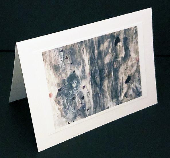"Art (Greeting) Card of ""Dreams 31"""