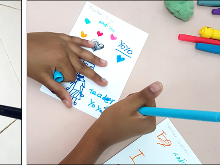 Supporting a Child with Handwriting Difficulties – Symptoms of Dysgraphia
