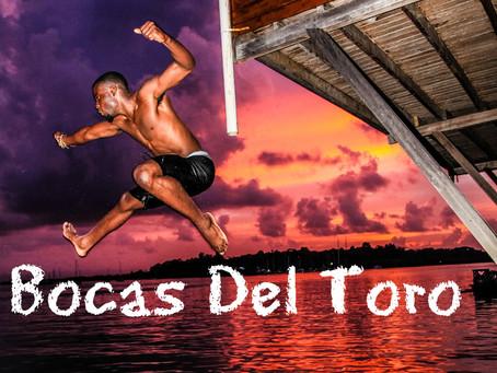 Bocas Del Toro Vlog