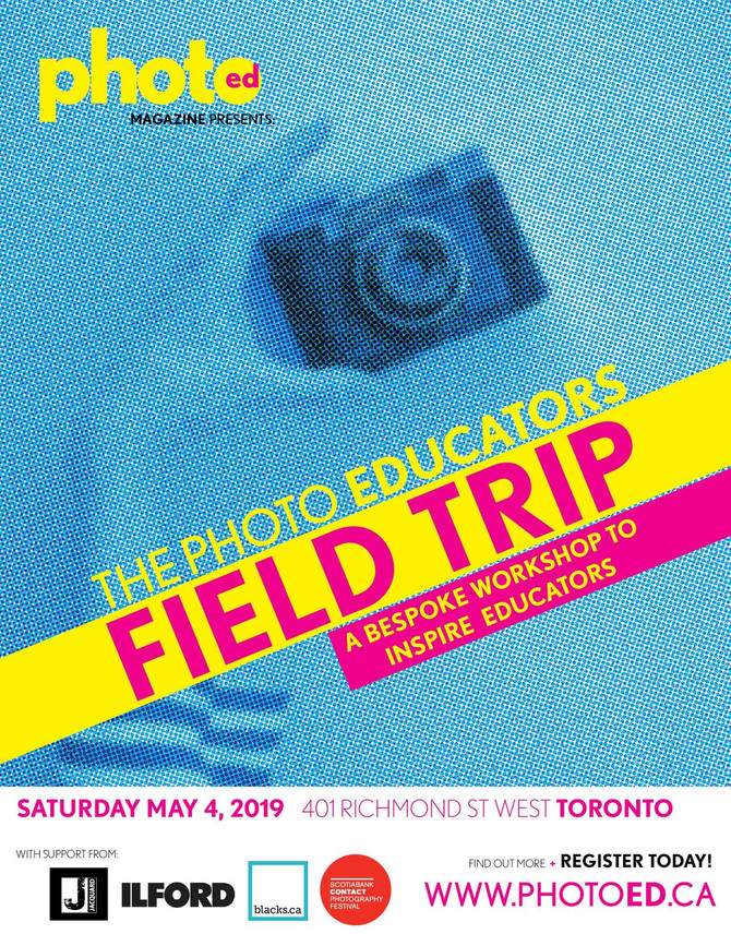 PhotoEd Magazine's Educators' Field Trip