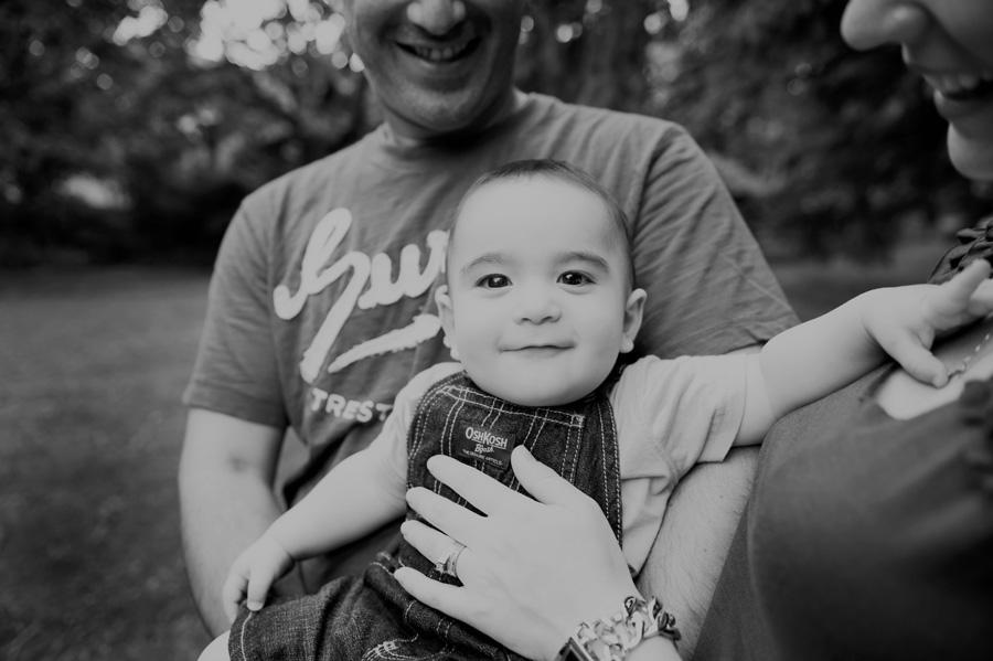Susy-Grillo-&-Family-2012-13-b&w