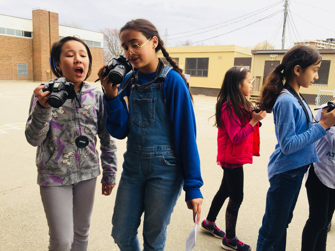 Help us Reach Our Campaign Goal to Connect More Kids with Cameras...22 Days to go!