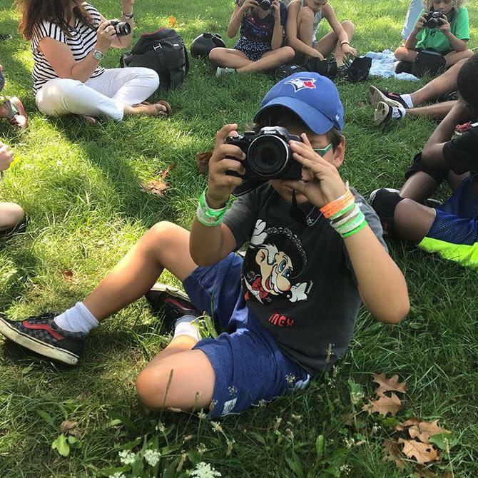 Summer Photo Camp Toronto