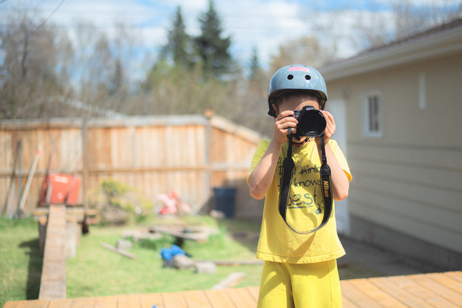 SUMMER ONLINE PHOTO CAMPS 2021