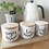 Thumbnail: Tea - Coffee - Sugar Leaf Labels