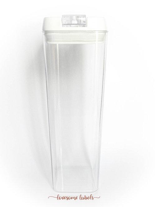 1.7L Flip Jar Container