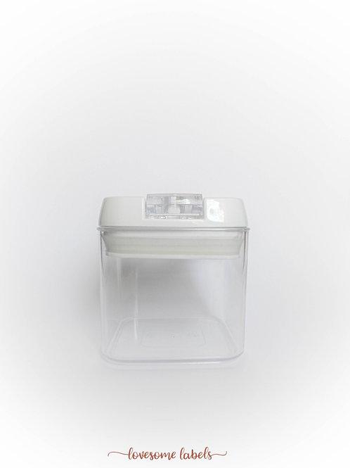 0.5L Flip Jar Container