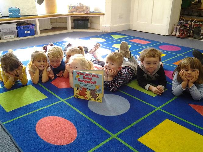 Snowy Owls Nursery Allithwaite Primary S