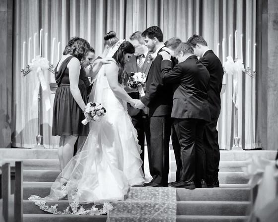 Weddings and Prayer