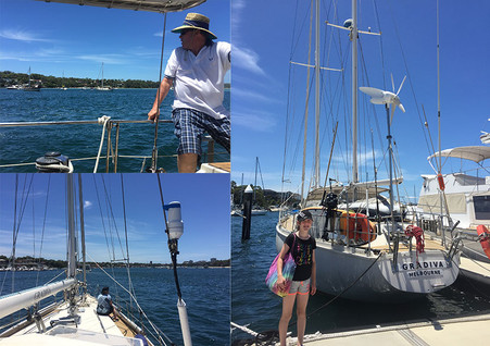 Rushcutters Bay to Cronulla