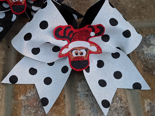 REINDEER GAMES BOW-WHITE