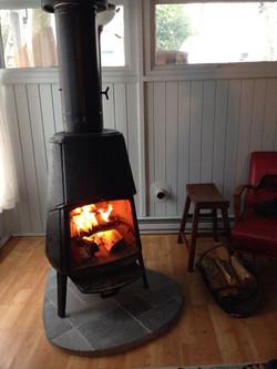 Jotul Fireplace Restoration