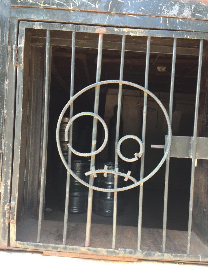 Window Bars Mount Royal Tavern