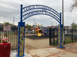 Tench Tilghman School and Community Playground Entry Arch