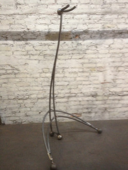 Steel Guitar Stand