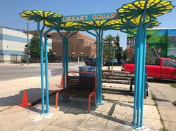 Library Square - Lakewood