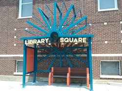 Library Square - Linwood