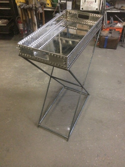 Serving Tray Stand