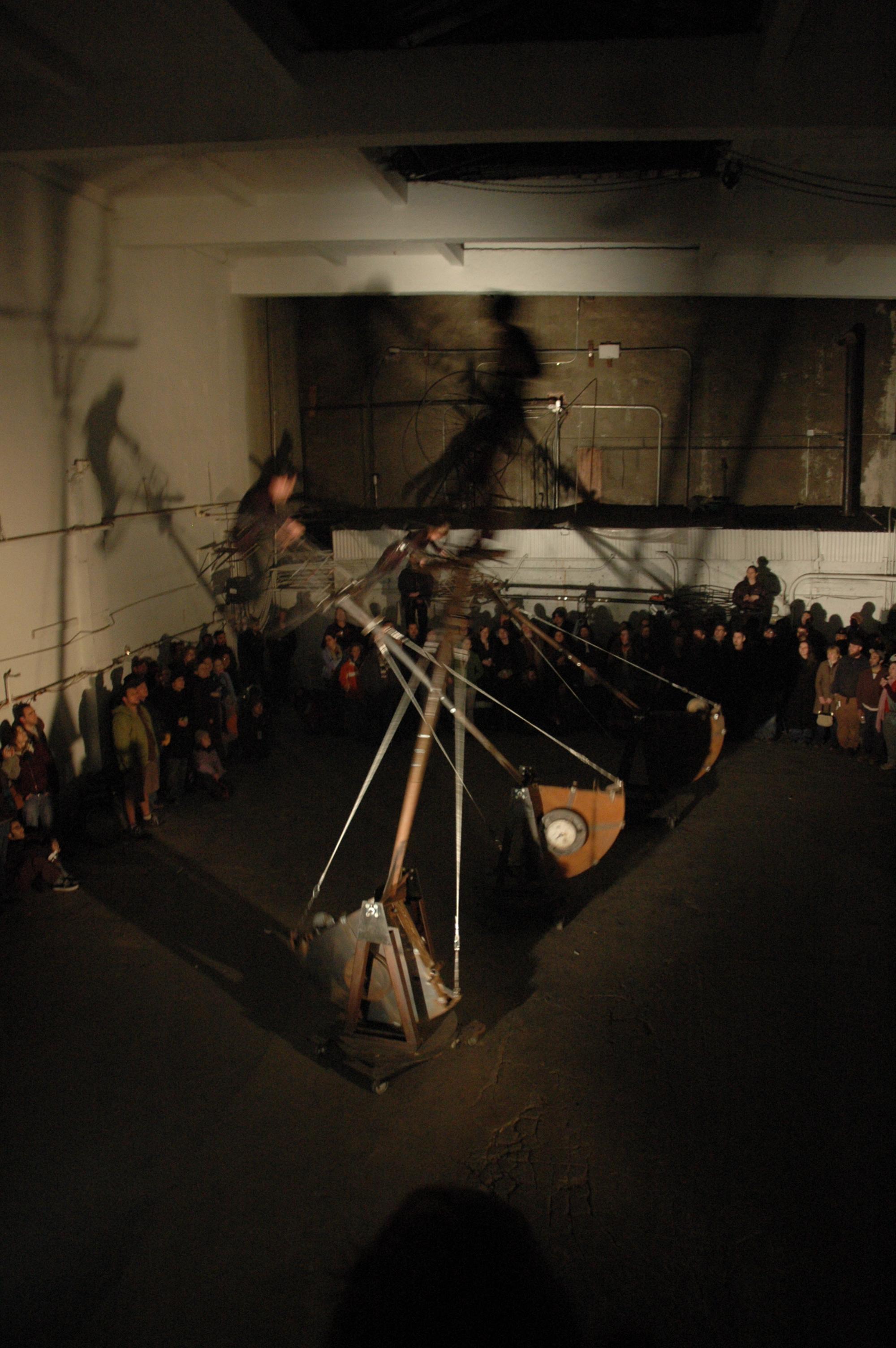Flying Machines Sub Station