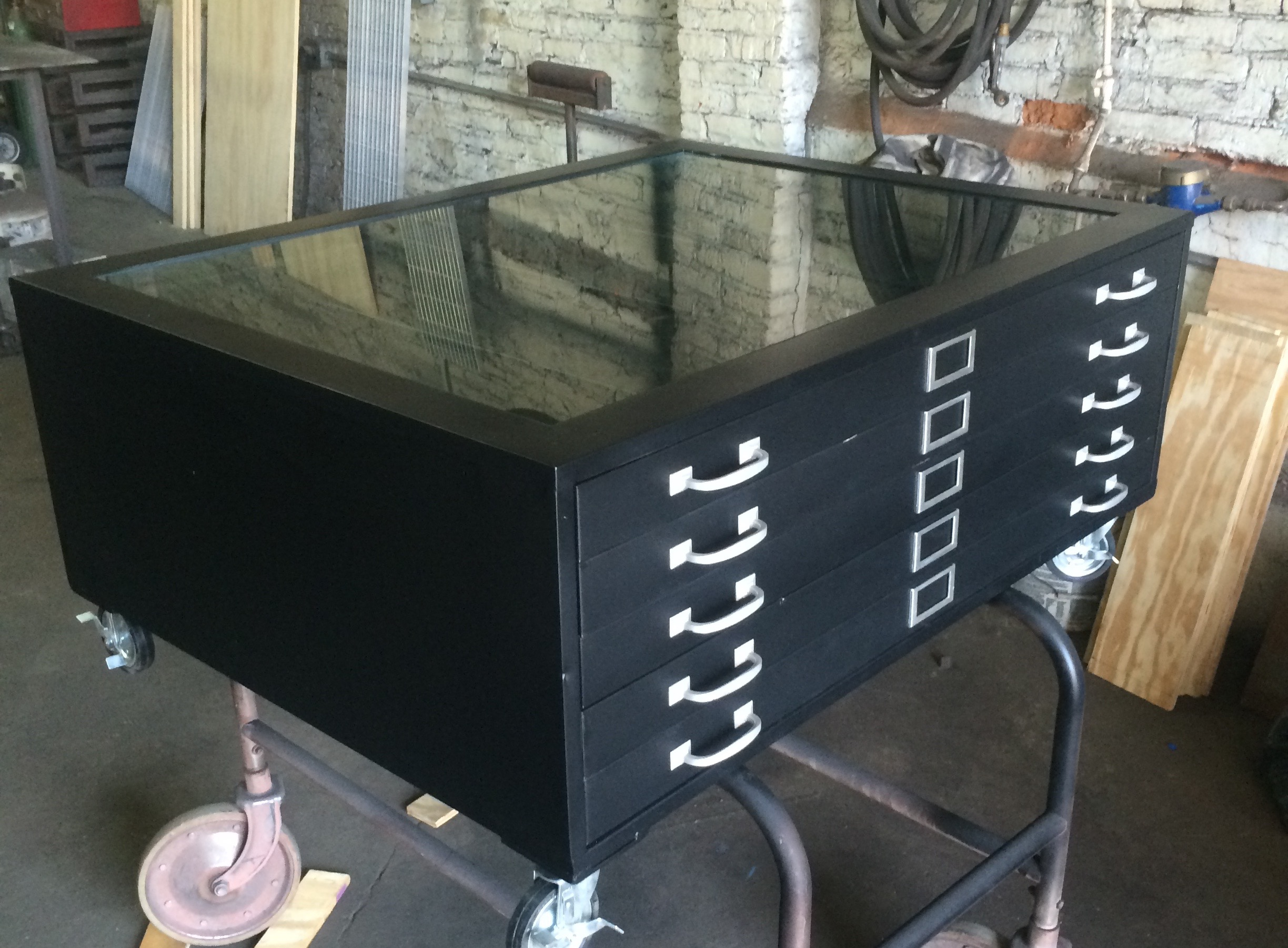 Modified Flat File Table