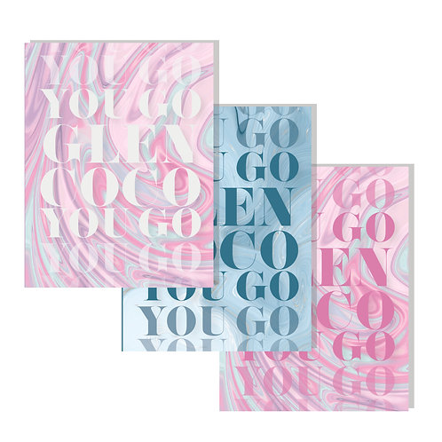 Glen Coco Card Variety Pack