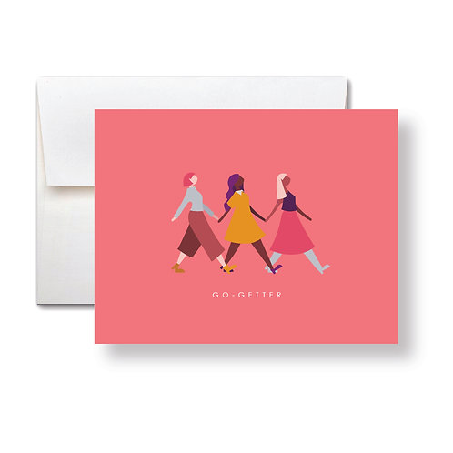 Go-Getter Card