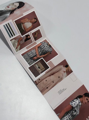 The Limited- Mailer Design